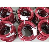 Buy cheap Polyurethane Airless Spray Paint Hose 250 Bar  15m 1/4inch  High Pressure product