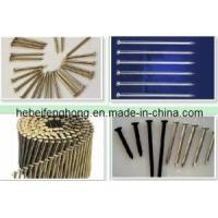 Buy cheap ISO Fasteners - Steel Nail-Concrete Nail product