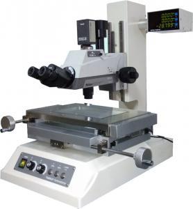 Buy cheap 150mm Height Nikon Industrial Microscopes LED Illumination Objective 3X , 5X , 10X product