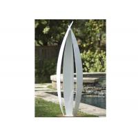 Buy cheap Garden Art Decoration Stainless Steel Painted Sculpture For Sale product