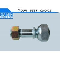 Buy cheap Metal Color Isuzu Truck Spare Parts , Front Wheel Hub Bolts Axle Pin 1423333360 product