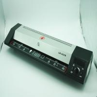 China A2 A3 Heat Pouch Laminator 700 W 120 Volt 60Hz 4 Silicon Rollers LM-460iD on sale