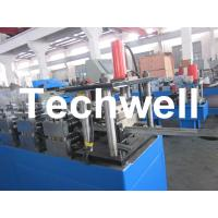 Buy cheap Light Steel Roof Truss Roll Forming Machine For Roof Ceiling Batten, Furring Channel product