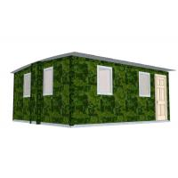 Buy cheap Quick Assemble Earthquake Proof Modular Homes Bungalow / Emergency Portable Shelter product