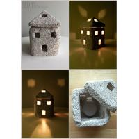 China Natural Home Decor/ Pumice Stone Candle Holder/ Home Lighting/ Natural Gift/ Stone wholesale