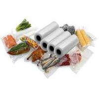 Buy cheap Heat Seal Food Vacuum Bags Storage Smell Proof Laminating Pouch Gravure Printig product