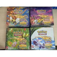 Buy cheap 324pcs/lot English Pokemon Cards XY POKEMON Trading Cards Toys for children product