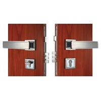 Quality Commercial Entry Lever Mortise Cylinder Locks Custom 3 Brass Keys for sale