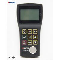 Buy cheap Ultrasonic Through Coating Thickness Gauge TG4100 in 5MHz  Echo To Echo product