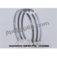 Buy cheap High Precision Engine Piston Rings /  Car Piston Rings Auto Parts 65.02503-8033 product