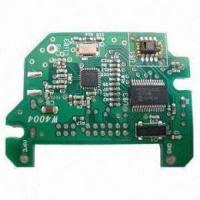 Buy cheap Prototype Multilayer Printed Circuit Board 2 Layers / Fr4 Printed Circuit Board product