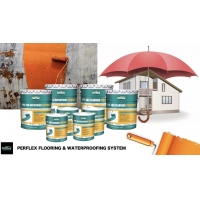 Buy cheap Good Bonding Permeable Polyaspartic Clear Coat Permeable Floor Layer product