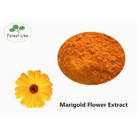 Buy cheap Food Additive Natural Pigment Powder Pure Marigold Flower Extract Lutein 5% product