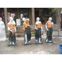 Buy cheap Hand carved stone 4 seasons statue product