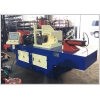 Buy cheap 220v / 380v 25kw Hydraulic Tube End Forming Machines For Transportation Sector product