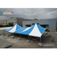 Buy cheap Customize Temporary High Peak Marquees / Shade Canopy Tent 5M Distance product