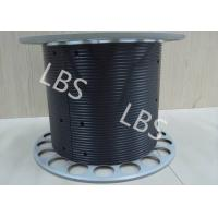 Buy cheap Aluminium Winch Drums with Lebus Grooved Sleeves On Aircraft Application Lifting product