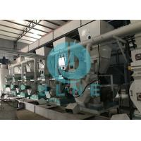 Buy cheap Plc General Control System Fully Automatic Pellet Processing Pellet Making Pellet Line product