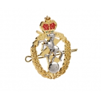 """Buy cheap Military High Polished 1"""" Antique Police Badges Hat Shoulder Chest Badge product"""