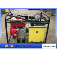 China 80 MPa High Pressure Motorized Hydraulic Pump Station With 4HP Diesel Engine wholesale