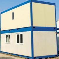 Buy cheap 2 Bedroom Movable Container Homes 2 bedroom modular homes product