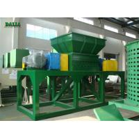 Buy cheap PE PP Plastic Pipe Wood Pallet Shredder Microcomputer Automatic Control product