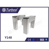 Buy cheap Automatic Mechanic Ozak Tripod Turnstile Gate With Voice And Strobe Light Alerts product