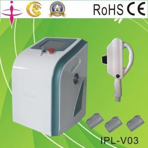 Buy cheap 斑点の取り外し/アクネの整理/管の皮膚損傷のための800W IPL Laer機械 product