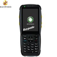 Buy cheap Rugged PDA Personal Digital Assistant 1D/2D Scannin Support Logistics Tracking Business Data Collection product