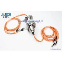 Buy cheap 4 Channel 1000rpm for Multi-mode Fiber Optic Rotary Joint/FORJ Stainless Steel from wholesalers
