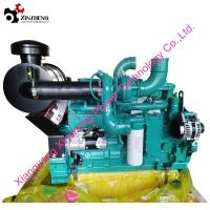 Buy cheap 6LTAA8.9-G2 220KW Cummins Generator Set Or Diesel Engine product