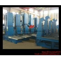 Buy cheap Manual Box Beam / H Beam End Face Milling Machine Full Automatic For Steel Cross Beam product
