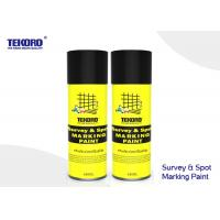 Buy cheap Survey & Spot Marking Paint With Spray Cap For Spot Marking And Writing Applications product
