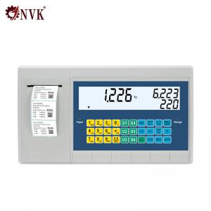Buy cheap Counting Indicator Display Label Printer Digital Weighing Indicator with Label Printer for Floor Scales Bench Scale Indi product