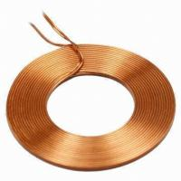 China Relays, Solenoids & Magnetic Coils self-adhesive coil, copper air coil, layer-wound coils on sale