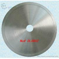 Buy cheap Diamond Coated Continuous Rim Lapidary Saw Blade for Agate Jade Crystal and Glass - DLSB02 product