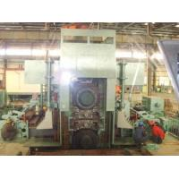 Buy cheap Aluminum Steel Cold Rolling Mill Stand High Automation Convenient Daily Operation product
