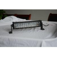 Buy cheap 72W 13.5 inch Spot Flood Combo Vehicle  LED Light Bar Boat Jeep Lamp 3 years warranty product