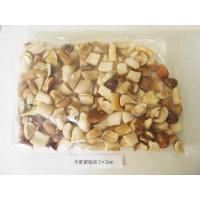 China IQF Boletus Edulis slices on sale