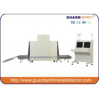 Buy cheap Conveyor Airport Security X Ray Machine L-Shaped With 19 Inch Color LCD Display  XJ10080 product