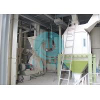 Buy cheap Automatic Feed Pellet Production Line / Turnkey Project Fish Feed Production Plant product