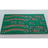 Buy cheap Rigid Flex HDI Printed Circuit Boards 10 Layers 1.6mm Board Thickness ISO Approval product