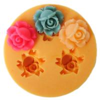 Buy cheap silicone mini molds for resin craft silicone polymer epoxy molds pandent mold product