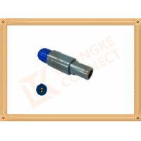 Buy cheap 2 Pin Round Push Pull Circular Connectors With Plastic Shell product