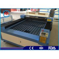 China Fiber 500W CNC CO2 Laser Cutting Machine Leetro CAD Controller High Accuracy on sale