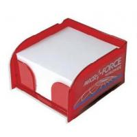 Buy cheap Acrylic Memo Pad Holder With Beautiful Shape product