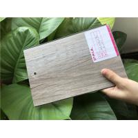 China No Glue Floating Vinyl Flooring Sheet , Commercial Vinyl Plank Flooring Sound Absorpt on sale