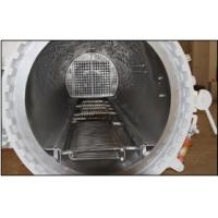 Buy cheap Glass Laminating Autoclave High Pressure Autoclave Glass Reactor for glass industrial product