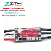 Buy cheap ZTW Spider PRO Premium 30A OPTO 2-4S ESC Electronic Speed Control For RC Multirotor product