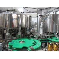 Beer Can Filling Line